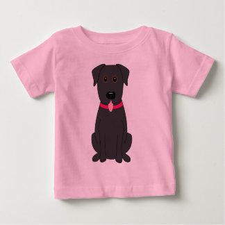 Hübsches Mädchen Baby T-shirt