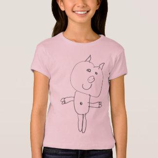 Hübsches Schwein T-Shirt