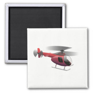 Hubschrauber Quadratischer Magnet