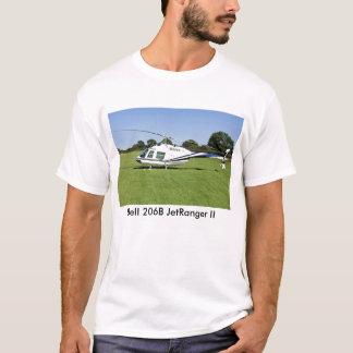 Hubschrauber-T - Shirt Bell 206B JetRanger II