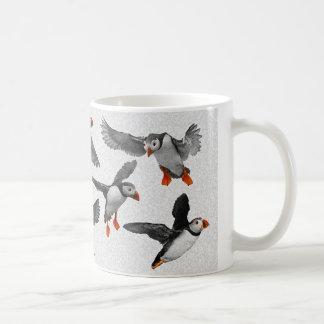 Huffin Papageientaucher Tasse
