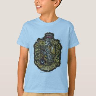 Hufflepuff Wappen - zerstört T-Shirt
