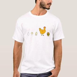 Huhn-Entwicklung T-Shirt