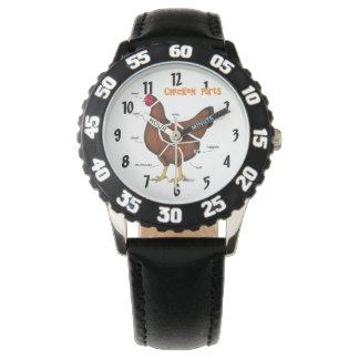 Huhn-Teile Uhr