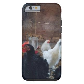 Huhn-Telefon-Kasten Tough iPhone 6 Hülle