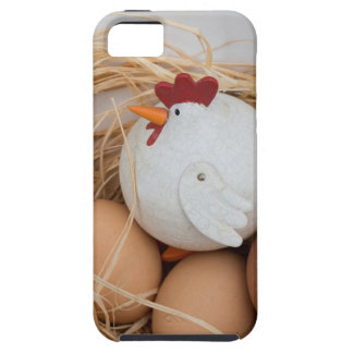 Huhn u. Eier iPhone 5 Cover