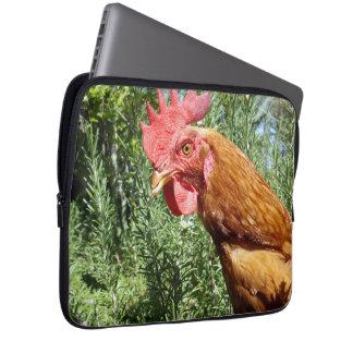 Huhn-Überraschung, Laptopschutzhülle