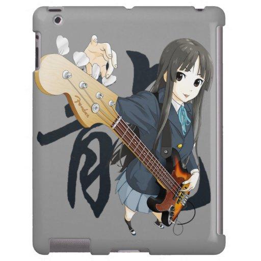 """Hülle für iPad """"Gitarrenspieler """""""