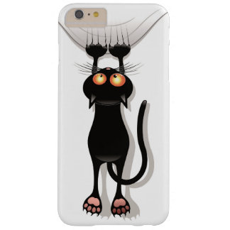 Hülle von iPhone Kluge Katze Barely There iPhone 6 Plus Hülle