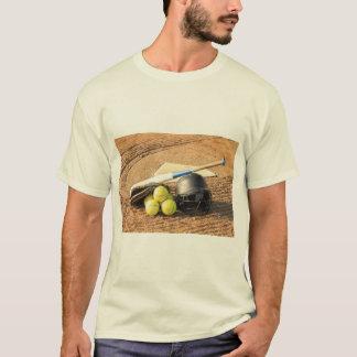 Hülsen-Baseball-Shirt der Männer trendy kurzes T-Shirt