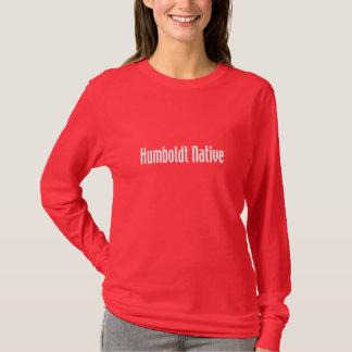 Humboldt-Eingeborener T-Shirt