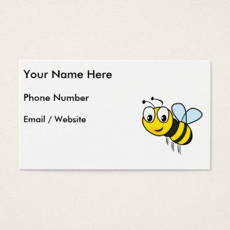 Hummel-Biene, Summen Visitenkarte