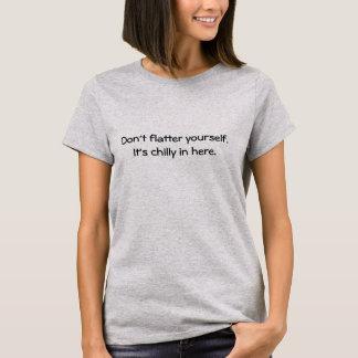 humorvoller offensiver Ermächtigungs-T - Shirt der