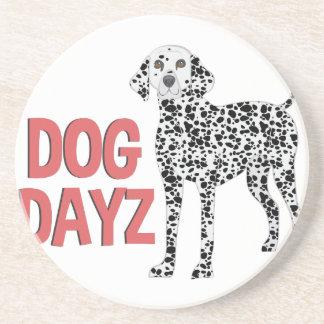 Hund Dayz Getränkeuntersetzer