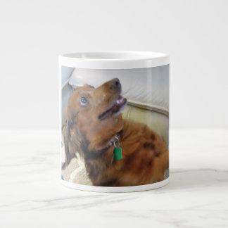 Hund Extragroße Tassen