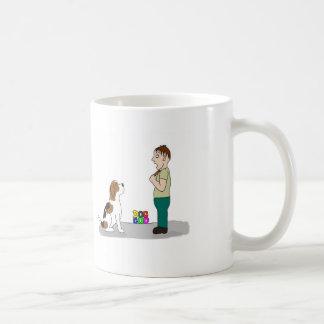 Hund ist Gott-Tasse Tasse