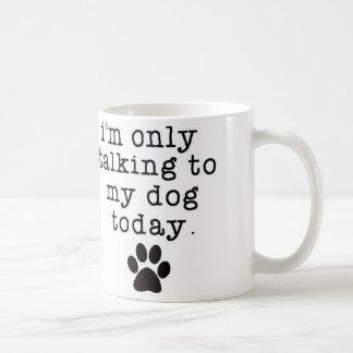 Hundeliebhaber-Tasse Tasse