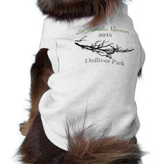 HundeT - Shirt Ärmelfreies Hunde-Shirt
