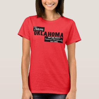 HUNDEZUCHTVERBAND Oklahoma-Angehörig-Team 2017 T-Shirt