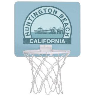 Huntington Beach, Kalifornien Mini Basketball Ring