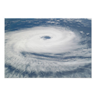 Hurrikan Catarina Kunst Foto