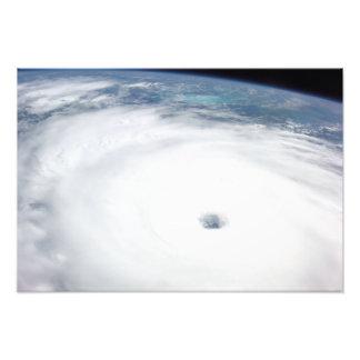Hurrikan Rita 3 Foto Druck