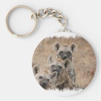 Hyänen Keychain Schlüsselanhänger