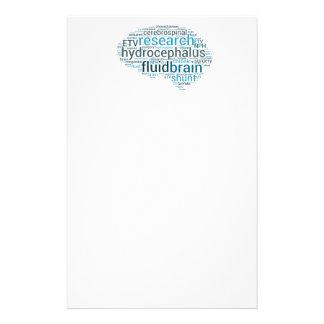 Hydrogehirn Personalisierte Druckpapiere