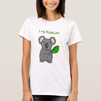 I <3 Koala #2 T-Shirt