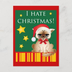 Sprüche Anti Weihnachten.Anti Weihnachten Karten Zazzle At