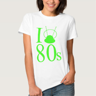 I Herz-80er Shirt