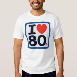 I Herz-80er T-shirts