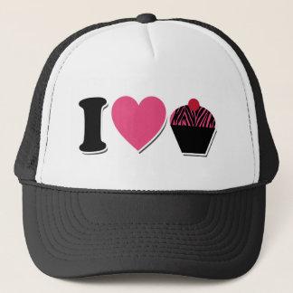I Herz-kleine Kuchen Truckerkappe