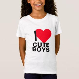 I Herz-niedliche Jungen T-Shirt