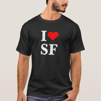 I Herz San Francisco T-Shirt