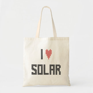 I Herz Solar - Tasche
