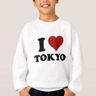 I HERZ TOKYO SWEATSHIRT