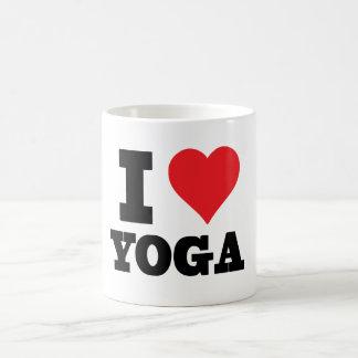 I Herz-Yoga-Tasse Tasse