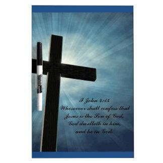 I John-4:15 Memoboard