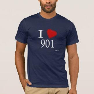 I Liebe 901 Memphis T-Shirt