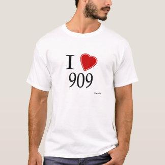 I Liebe 909 San Bernardino T-Shirt