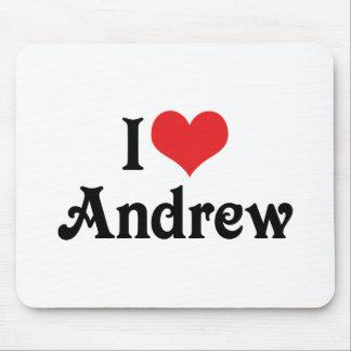 I Liebe Andrew Mauspad