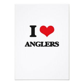 I Liebe-Angler 12,7 X 17,8 Cm Einladungskarte