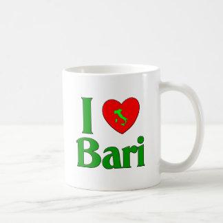 I Liebe Bari Italien Tasse