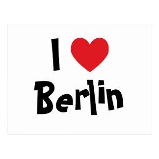 I Liebe Berlin Postkarten