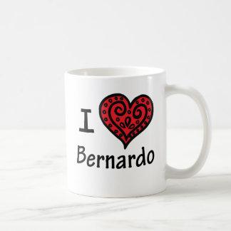 I Liebe Bernardo Kaffeetasse