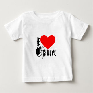I Liebe Chaucer Baby T-shirt