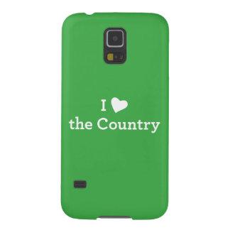 I Liebe das Land Galaxy S5 Cover