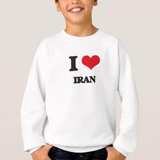 I Liebe der Iran Sweatshirt