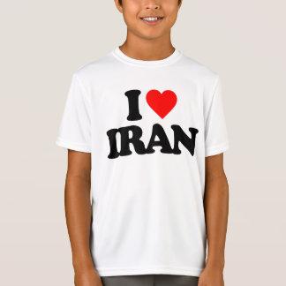 I LIEBE DER IRAN T-Shirt
